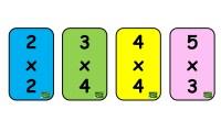 Una divertida forma de aprender las tablas de multiplicar es a través del juego, por eso os hemos preparado estas tarjetas. El juego que os proponemos consiste en emparejar dos […]