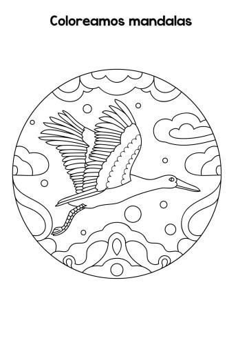 Mandalas De Animales Para Niños Fáciles Para Imprimir Y