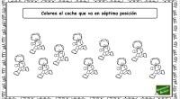 La siguiente actividad que os presentamos tiene como objetivo trabajar el valor posicional y los números ordinales. Para ello hay que colorear el dibujo que se encuentre en la posición […]