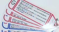 Os compartimos este fantastico recurso de @beita.logopeda llavero lápiz con las reglas ortográficas para sus peques de lectoescritura!!! Los lápices rojos tienen las reglas de la G-J, los azules B-V, […]