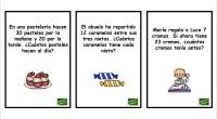 Os dejamos esta serie de tarjetas listas para imprimir con una colección de problemas matemáticos fáciles de resolver utilizando el cálculo mental y que incluyen todas las operaciones básicas: sumas, […]