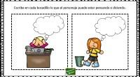 Imagina y escribe, en eso consiste la siguiente actividad; una divertida forma de practicar la expresión escrita en el aula, así como desarrollar la capacidad de imaginación de nuestros alumnos; […]