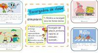 Os dejamos estas divertidas tarjetas que nos ha compartido @Blogdelprofe para que organizar mejor vuestras clases, ✏️77 ✏️Tarjetas encargados de clase📚 DESCARGA LAS TARJETAS EN PDF Tarjetas encargados de clase […]