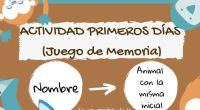 Hoy tenemos un material super chuli, esta realizado por la maestra Marina Iglesias @lanubedeprimaria se trata de una actividad que ella realiza los primeros días de clase para aprenderse los […]