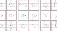 Queremos compartir este lindo material con todos vosotros para trabajar el trazo de las letras. La grafomotricidad o desarrollo grafomotriz del niño tiene como objetivo fundamental completar y potenciar el […]