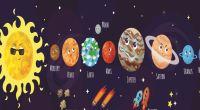 DESCARGA LAS TARJETAS EN PDF Tarjetas Sistema Solar los planetas