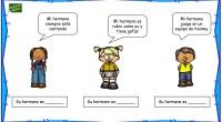 ¿Recordáis el juego «¿Quién es quién?»? , pues la siguiente actividad os puede resultar familiar ya que con una dinámica similar vamos a trabajar la comprensión lectora y la asociación […]