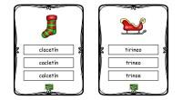 Hoy os traemos una colección de tarjetas listas para descargar e imprimir, que consiste en identificar entre varias palabras la que está correctamente escrita, para ello cuentan con las ayudas […]