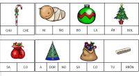 Puzzle silábico especial navidad La conciencia silábica es uno de los ámbitos de la Conciencia Fonológica, centrada en la sílaba. DESCARGA LOS PUZZLES EN PDF Puzzle silábico especial navidad