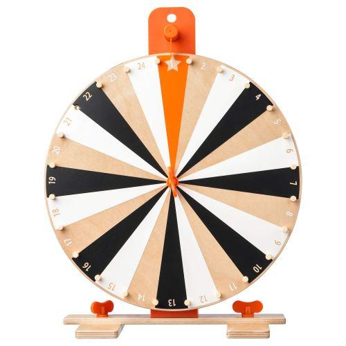 juego de ruedas para realizar juegos educativos