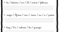 Actividad especial para trabajar las palabras con sílabas trabadas, en este caso en concreto trabajaremos con trabadas con la letra «r»