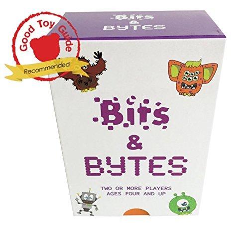 Bits & Bytes juego de codificacion para niños stem