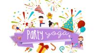 """""""PartyYoga©""""es un divertido juego educativo para aprender asanas de Yoga, ejercicios de Mindfulnes en movimiento,respiraciones y técnicas de relajación, cordinación y psicomotricidad en pareja, desarrollar la imaginación,superar la timidez,etc.Todo,de forma […]"""