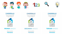 En este Cuadernillo de Trabajo. Compilación encontrarás actividades de las asignaturas Lengua Materna. Español, Matemáticas y del Área de Desarrollo Personal y Social, la Educación Socioemocional, para que, a través […]