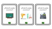 Colección de tarjetas para trabajar el razonamiento lógico a través de un divertido juego. El razonamiento es una función cognitiva que permite comparar resultados, elaborar inferencias y establecer relaciones abstractas. […]