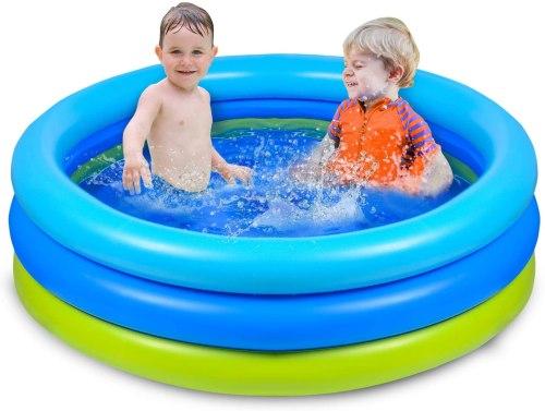 piscinas hinchables para niños