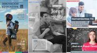 ¡Ya está disponible el séptimo número de la Revista Innovación Educativa de Red Educa! Esta revista es totalmente gratuita y está dedicada al espacio docente. En ella, se pueden encontrar […]