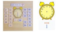 «¿Que hora es?» 🤔💭, un recurso para el último curso de INFANTIL y el primer ciclo de PRIMARIA de🔺elaboración propia🔻 de @_calaixdemestra con el que trabajar las horas con los […]