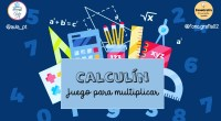 Super juego para aprender las tablas de multiplicar realizado por @fono.grafia02@aula_pt que lo han querido compartir con todos nuestros seguidores.
