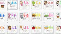 Las letras del abecedario serán una de las primeras lecciones que tu hijo aprenderá en la escuela y el primer paso para lanzarse a la lectura y la escritura. Os […]