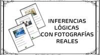 Las siguientes fichas están pensadas para trabajar el razonamiento lógico a partir de inferencias mediante el uso de fotografías reales. Este material nos puede resultar útil para trabajar tanto en […]