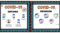 Os he diseñado este cartel, que resume la principal información que los alumnos deben conocer sobre el covid-19, de una forma muy visual e ilustrativa. Espero que con este tipo […]
