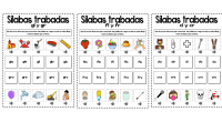 Sílabas trabadas pl- y pr-Ficha para trabajar las sílabas trabadas pl- y pr- en el primer ciclo de educación primaria. Hay que hacer clic en los altavoces para escuchar las […]
