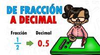 Para convertir una Fracción en Decimal manualmente, sigue estos pasos: Paso 1: Encuentra un número que puedas multiplicar porla parte de abajo de la fracciónpara hacer que sea 10, o […]