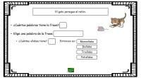 A continuación, os comparto un ejercicio de lengua para analizar la estructura de las palabras que forman una frase. Con esta actividad, trabajaremos la conciencia silábica, ésta se enmarca dentro […]