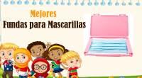 En este artículo queremos recomendaros las nueve mejores fundas para mascarillas descubiertos en Amazon, para que nuestros niños puedan guardar su mascarilla cuando no la necesiten y estén siempre limpias. […]