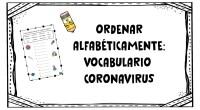 Ordenar las palabras alfabéticamente puede resultar algo complicado a nuestros alumnos, por ello es importante trabajar esta tarea a través de ejercicios como el que traemos a continuación. Este tipo […]