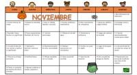 Si nos seguís, ya sabéis que todos los meses subimos un calendario con numerosas actividades para trabajar las diferentes Inteligencias Múltiples tanto en el aula como en casa. Aquí os […]