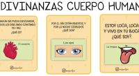 Hola Compis! Hoy la cuenta @masquelapiz nos trae unas flash cards de adivinanzas sobre El cuerpo humano. Que pasada, ¿verdad? El juego consiste en leer la adivinanza y que los […]