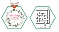 ¡Actividades Navideñas!🦌🎄🎅⛄ Consta de 11 tarjetas en formato llavero y un memory destinadas a trabajar la atención y la lateralidad principalmente. Diseñadas con motivos navideños para no perder la magia […]