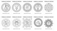 Os dejamos estas preciosas mandalas listas para colorear. Carl Jung, psiquiatra y psicoterapeuta suizo, empezó a introducir el concepto de crear y colorear mandalas como una manera de representar la […]