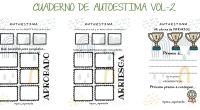 DESCARGA EL CUADERNO EN PDF Cuaderno autoestima,segunda parte AUTORÍA:@psico_mporienta