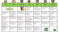 Nuevo mes, nuevo calendario. Este calendario tiene como finalidad aportar información tanto a las familias como a los profesores interesados en estimular las inteligencias de sus hijos e hijas, y […]