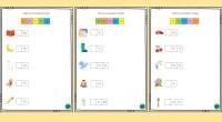 Inspirados en la idea de @aprenderconellos, hemos diseñado estas fichas en las que tenemos que completar las palabras y colorear según el modelo. En este tipo de actividad trabajamos la […]