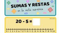 Llavero de sumas y restas en l recta numérica 🔢 ➡️Herramienta manipulativa que nos permite trabajar sobre la recta numérica la adición y sustracción de pequeñas cantidades. 💡Con este recurso […]