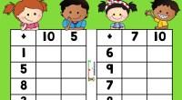 Os compartimos las siguientes fichas del blog Actividades de Infantil y Primaria, para trabajar de forma divertida el cálculo mental de sumas. Practicar las matemáticas utilizando estrategias diferentes a las […]