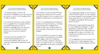 En los siguientes textos se han desordenado algunas palabras, ¿será el alumno capaz de ordenar correctamente las letras a partir del contexto?. La comprensión lectora a es la capacidad de […]