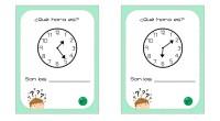 Estas tarjetas para aprender las horas en Primaria están realizadas pensando en la dificultad que presentan algunos alumnos para aprender las horas. Su objetivo es ayudarles y motivarlos aaprender las […]