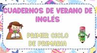 Os compartimos unos cuadernos de ejercicios de Inglés, adecuados a los niveles de 1º y 2º de primaria; un material ideal para repasar este verano el idioma en casa y […]