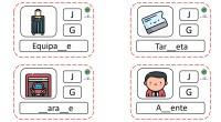 ¡Hola! Seguimos con las actividades de ortografía y esta vez os traemos 40 tarjetas para trabajar la ortografía de la g y la j en primaria y secundaria. Vendrán más […]
