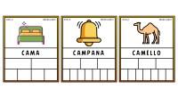 Hoy os traemos Dani de@fono.grafia02 y Carlos de @aula_ptpara compartir con vosotras este juego para trabajar las primeras lecturas por medio de tarjetas que trabajan la conciencia silábica, la separación […]