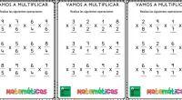 Cuaderno 90 pag. repasamos las tablas. La multiplicación es lógica y práctica, así el niño reforzará los conocimientos adquiridos y a la vez, incrementará la confianza en sus capacidades.