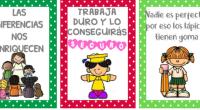 Os he diseñado una colección de carteles con frases motivadoras, ideales para decorar vuestro aula. En el aula, tanto nosotros como nuestros alumnos pasamos muchas horas, por eso, es importante […]