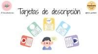 Hoy nos hemos juntado@fonocatmaterialesy@fono.grafia02para compartir con ustedes este material para trabajar descripciones de objetos. ⠀⠀El recurso consta de dos partes:⠀1️⃣En la primera, los niños y niñas deberán describir un objeto […]