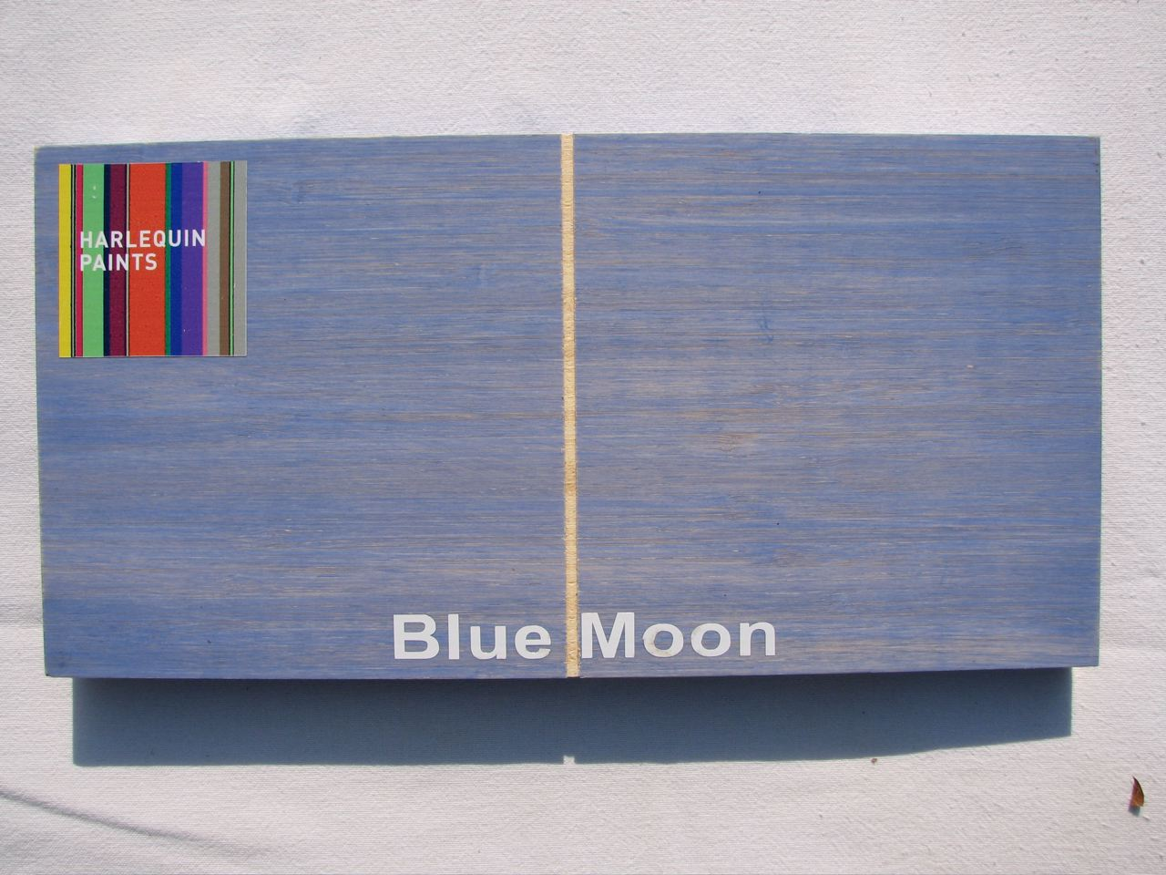 Bamboo Boards - Painted Blue Moon