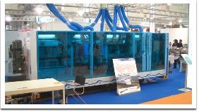 European finishing machinery